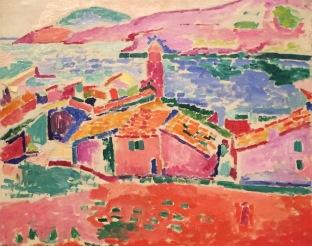 Henri Matisse, Sicht auf Collioure, 1905, Musée d'État de l'Eremitage, St. Petersburg © starkandart.com