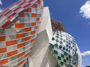 Daniel Buren, Fondation Louis Vuitton © starkandart.com