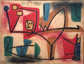 Paul Klee - Übermut 1939,1251, Zentrum Paul Klee, Bern © starkandart.com