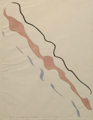 Paul Klee - dieselbe Gekrümte führt zu variabler Form. 1931, 19. Zentrum Paul Klee, Bern © starkandart.com