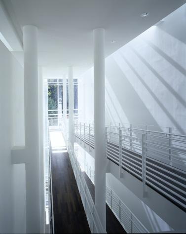 Sammlung Frieder Burda, Baden-BadenArchitekt Richard Meier + Partners, New YorkMotive 1-70 vom 1.-3.10.2004 (vor Fertigstellung) © Museum Frieder Burda