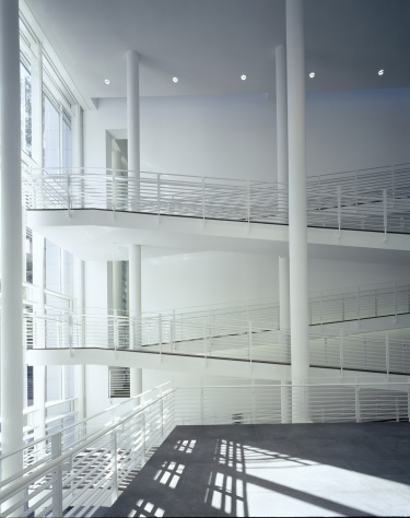 Sammlung Frieder Burda, Baden-BadenArchitekt Richard Meier + Partners, New YorkMotive 1-70 vom 1.-3.10.2004 (vor Fertigstellung) © Museum Frieder Burda