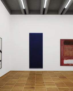 Links: Day Before One, Barnett Newmann, 1951 / Rechts: Mark Rothko No. 16 (Red, White and Brown/ Detail), 1957 © Stefano Graziani