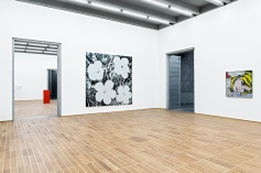 Sammlungspräsentation Kunstmuseum Basel | Neubau, 1. Obergeschoss, mit Werken von Andy Warhol, Roy Lichtenstein © Gina Folly