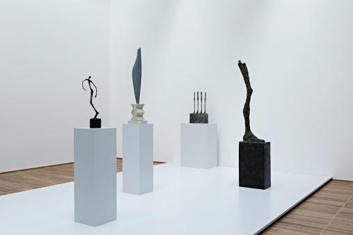 Alberto Giacometti, Constantin Brancusi © Kunstmuseum Basel, Foto: Gina Folly