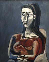 Frau im Sessel, 13.-21. Dezember 1962 © starkandart.com