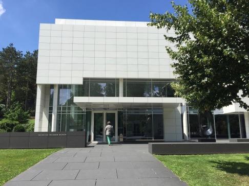 Aussenansicht Museum Frieder Burda © starkandart.com