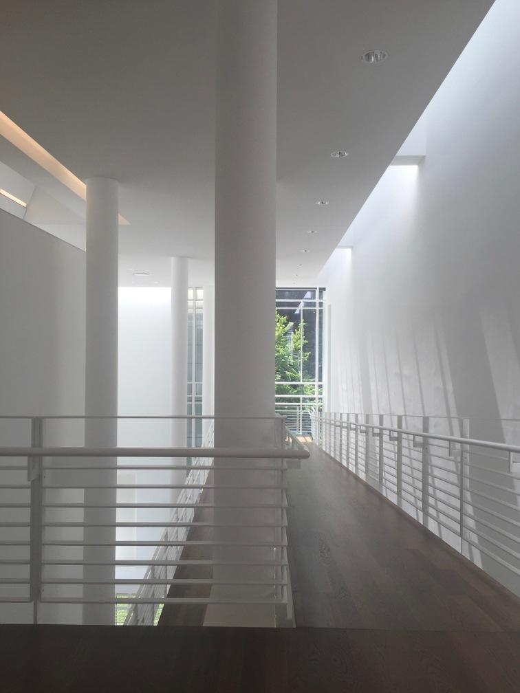 Innenansicht Museum Frieder Burda © starkandart.com