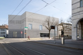 Kunstmuseum Basel | Neubau © Kunstmuseum Basel, Foto: Julian Salinas