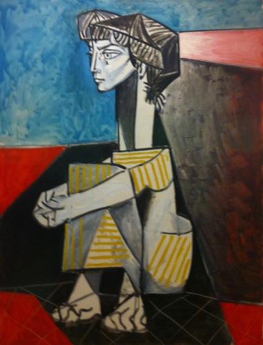 Jaqueline Roque, Picassos zweite und letzte Ehefrau, Musée Picasso, Paris © Starkandart.com