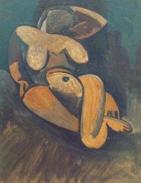 Studien zu Les Desmoiselles D'Avignon, Musée Picasso, Paris © starkandart.com