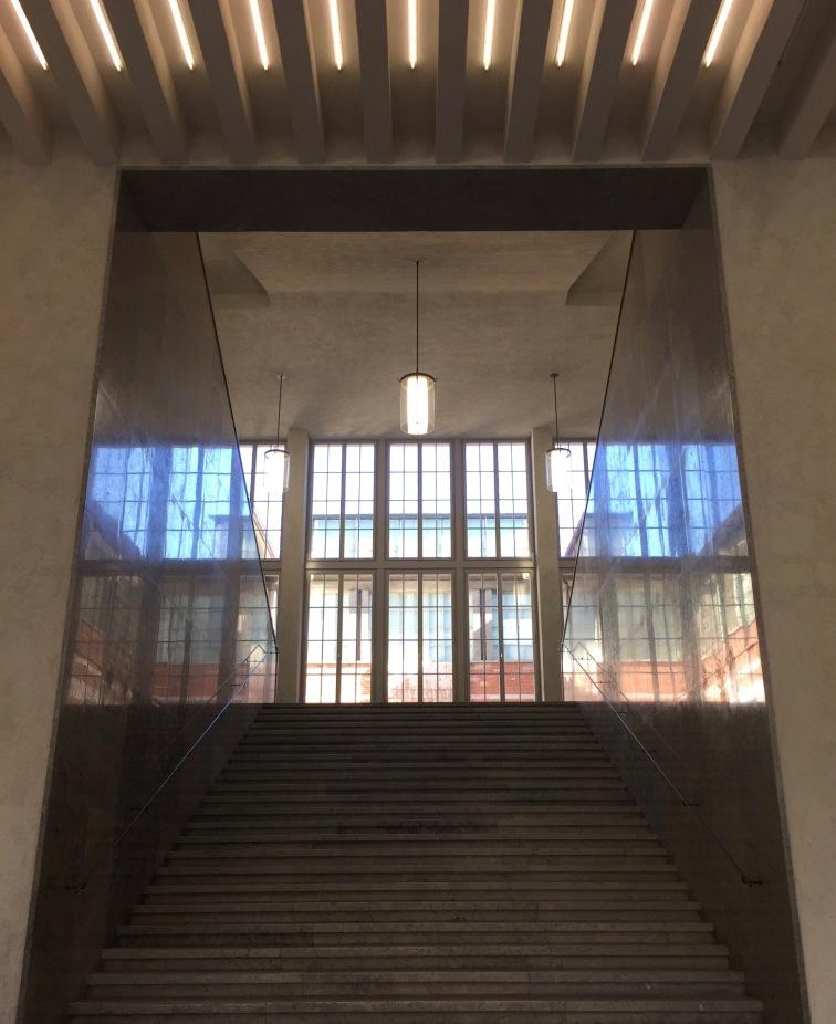 Treppenaufgang Hauptgebäude © starkandart.com
