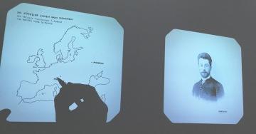 Impressionen aus dem multimedialen Informationsraum © starkandart.com