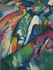 Wassily Kandinsky, Improvisation 7, 1910, Staatliche Tretjakow-Galerie, Moskau © starkandart.com