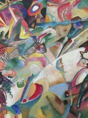 Wassily Kandinsky, Kompostion VII, 1913, Staatliche Tretjakow-Galerie, Moskau © starkandart.com