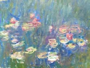 Claude Monet, Impressionen seines aus japanischen Vorbildern entstandenen Seerosenteichs in Giverny © starkandart.com