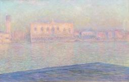 Claude Monet, Impressionen von Venedig, Kunsthaus Zürich © starkandart.com