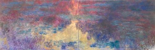 Claude Monet, Impressionen vom Seerosenteich, Kunsthaus Zürich © starkandart.com
