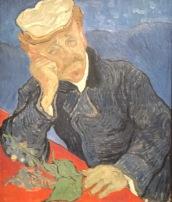 Vincent van Gogh, Dr. Paul Gachet, 1890, Musée d'Orsay, Paris © starkandart.com