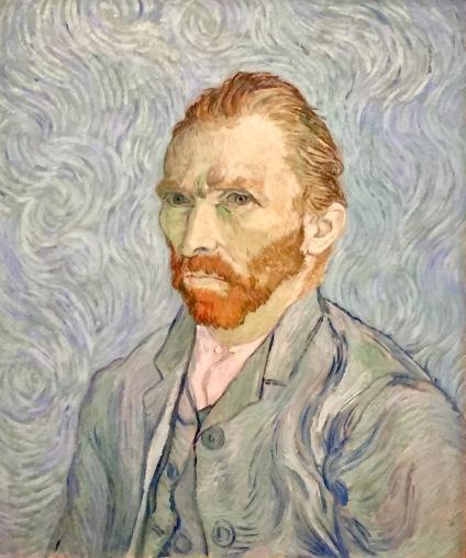 Vincent van Gogh, Selbstporträt, 1889, Musée d'Orsay, Paris © starkandart.com
