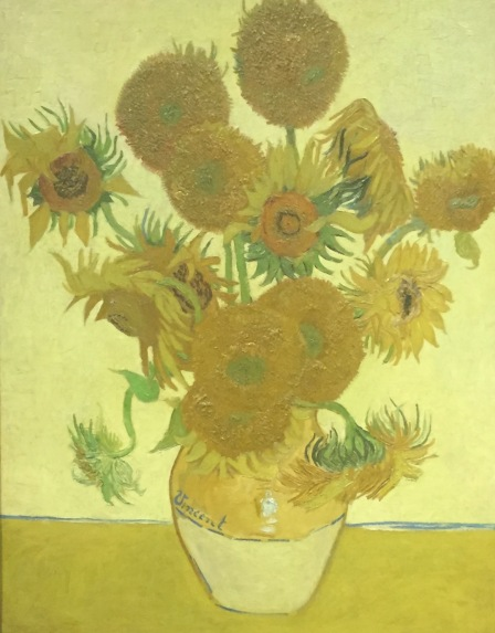 Vincent van Gogh, Sonnenblumen, 1888, National Gallery London © starkandart.com
