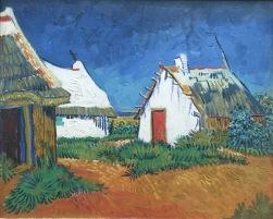 Vincent van Gogh, Weiße Hütten bei Saintes-Maries, 1888, Kunsthaus Zürich - Schenkung Walter Haefner © starkandart.com.jpg