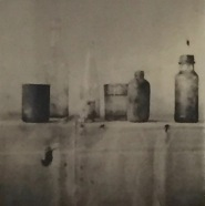 Cy Twombly: cat.3 Still Life (Black Mountain College) 1951 © starkandart.com
