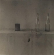 Cy Twombly: cat.5 Still Life (Black Mountain College) 1951 © starkandart.com