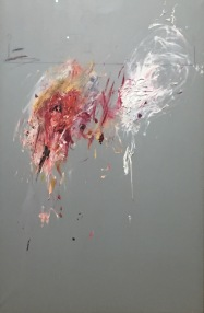 Cy Twombly: One of his nine paintings from the Nine Discourses on Commodus, 1963 © starkandart.com