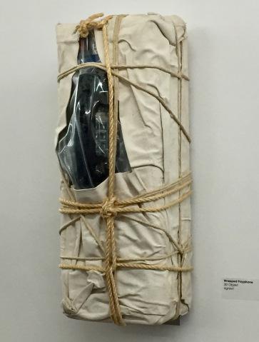 Wrapped Payphone, 3D Objekt, signiert © starkandart.com