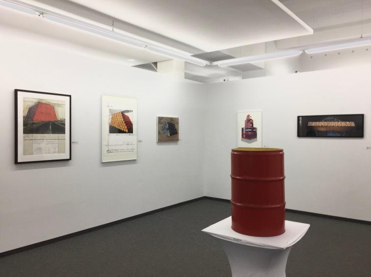 Blick in die Ausstellung © starkandart.com