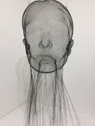 Jaume Plensa, Invisible Laura, 2016, Galerie Lelong & Co. © starkandart.com