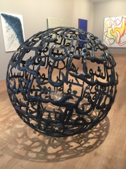 Ghada Amer, The Words I Love the Most, 2012, Kukje Gallery, Seoul / Tina Kim Galery, New York © starkandart.com
