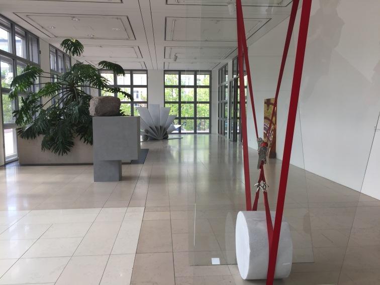 Jose Dávila, Blick in die Ausstellung ©starkandart.com