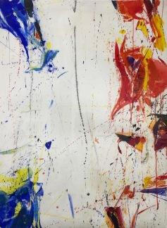 Sam Francis, Composition, 1959, Bernard Jacobson Gallery © starkandart.com