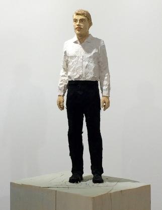 Stephan Balkenhol at Galerie Löhrl © starkandart.com