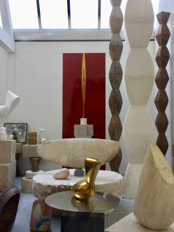 Impressionen Atelier Brancusi, Paris 2 © starkandartcom