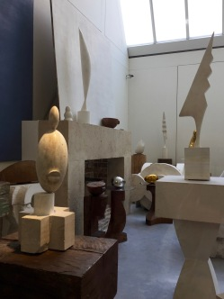 Impressionen Atelier Brancusi, Paris 1 © starkandartcom