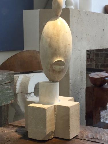 Objekte und Skulpturen im Atelier Brancusi 1 © starkandartcom