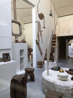 Impressionen Atelier Brancusi, Paris © starkandartcom