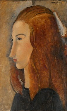 Amedeo Modigliani, Portrait of a Young Woman, 1918, Yale University Art Gallery