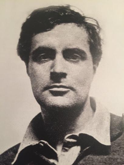 Amedeo Modigliani, ca. 30 Jahre alt in seinem Studio im Bateau-Lavoir, Paris