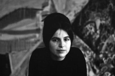 Eva Hesse, ca. 1963 © Barbara Brown