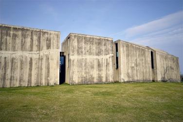 Gebäude von Ai Weiwei © Sabine Pollmeier