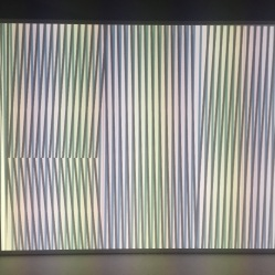 Carlos Cruz-Diez, Translucent Chromointerferent Environment, 1974/2009 Art Basel Unlimited 2018 © Starkandartcom