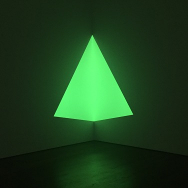 James Turrell, Projection Piece, Raethro Green, 1968 © starkandart.com