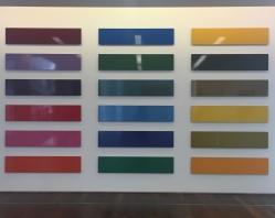 Gerhard Richter, 18 Farbtafeln, 1966-92, Contemporary Collection Museum Frieder Burda © starkandart.com