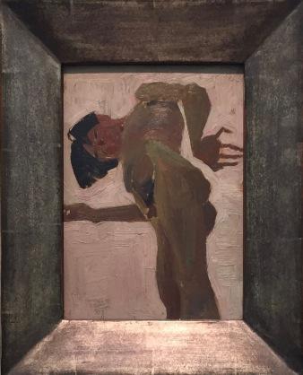 Egon Schiele, Aktstudie, 1908 - Leopold Privatsammlung, Wien © starkandart.com