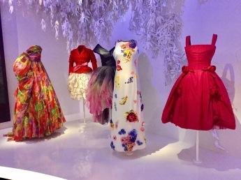Impressionen der Dior Ausstellung in Paris, 2017 © starkandart.com