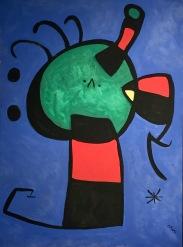 Joan Miró, Ohne Titel, 1979 © starkandart.com